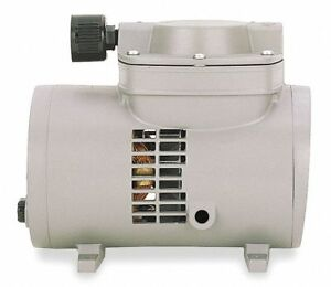 Thomas 1 8 Hp Diaphragm Compressor vacuum Pump 927ca18