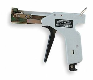 Metal Cable Tie Tension Tool For Stainless Steel Plain Handle 200 To 600 Lb