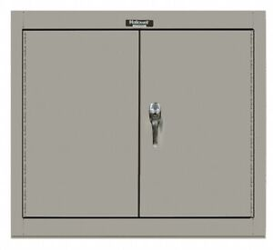 Hallowell Wall Mount Storage Cabinet Cold Rolled Sheet Steel 405 3630a hg
