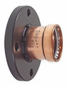 Copper Xl Adapter Flange Press X Flange Connection Type 4 8 Tube Size