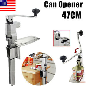 13 Big Heavy duty Table Bench Commercial Kitchen Restaurant Food Can Opener Us