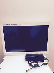 Stryker Vision Elect 26 Hd Endoscopic surgical Monitor W new Screen