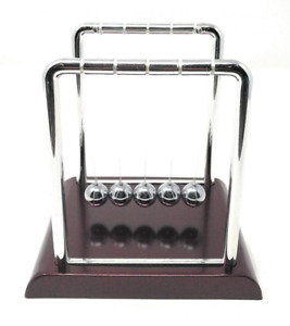 Thy Collectibles Newtons Cradle Balance Balls 7 1 4 Inch Desk Top Decoration Kin