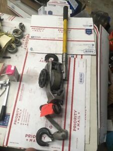 Little Mule Model 300 Strap Hoist Puller 2000 4000 Come Along Winch i