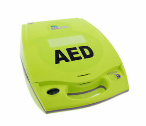 Zoll Aed Plus Defibrillator never Deployed