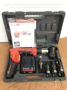 Ridgid Propress Rp 200 b Rp200 b Hydraulic Battery Operated Crimper 1 2 1 1 4