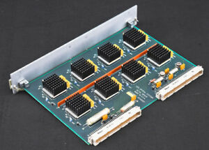 Litton Itek Optical Deformable Mirror Octal Driver Vmebus Card Module 265660g1