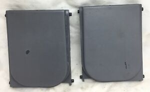 Bmw E36 Grey Convertible Top Cover Trim 318is 325is 328is Tonneau Pair 323is