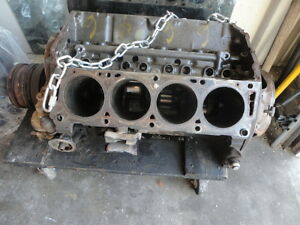1968 F250 Ford 390 Block Motor engine bbf big no Shipping