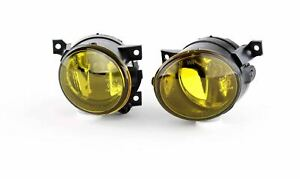 Clear Yellow Color Fog Light Hb4 For Vw Golf 5 Scirocco Jetta Amarok Up