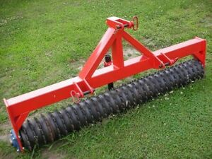 6ft Cultipacker Seeder Food Plot