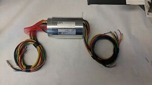 Industrial Slip Ring Assembly Ltn Servotechnik Gmbh Sc100 08 14 c43