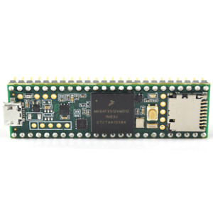 Teensy 3 5 Usb Microcontroller Development Board w Pins
