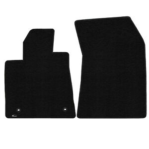 Lloyd Mats 2pc Black Front Ultimat Floor Mats Liners For 2012 up Toyota Tacoma