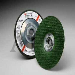 5 pk Volume Discount 3m Green Corps 51164 4 1 2 X 1 8 X 5 8 11 Grinding Wheel