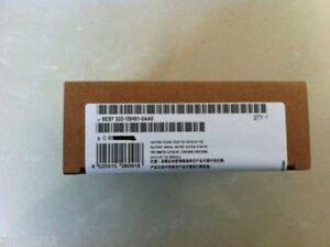 New Siemens Simatic S7 300 Output 6es7322 1bh01 0aa0 Free Shipping t2