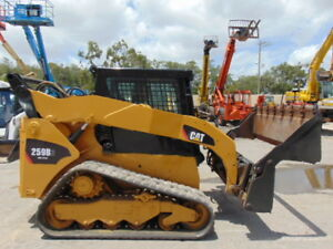 2012 Cat 259b 3 Turbo 2 Speed ice Cold A c 4 in 1 Bucket Hydraulic Coupler