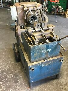 Oster Landis 582a Revolving Die Head Threader With Dies