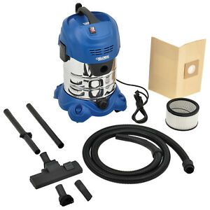Wet Dry Vacuum 6 6 Gallon Stainless Steel Lot Of 1