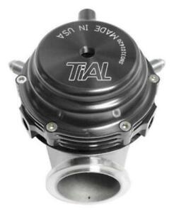 Tial Mvr Wastegate W All Springs Flanges Clamps 44mm Black Mvr bk