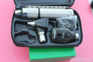 Welch Allyn Diagnostic Set 25020 Otoscope 11720 Ophthalmoscope Plugin Handle