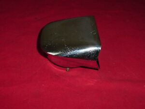 Vintage Cal Custom 40 30 Chrome Air Hood Scoop Hot Rat Rod