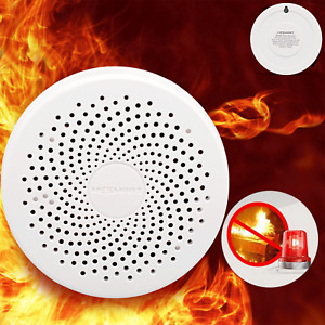 Portable Combustible Natural Propane Gas Leak Detector With Sound light Alarm