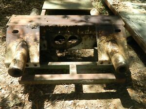 Bobcat 843 Chain Case Belly Pan Undercarriage p n 6576718