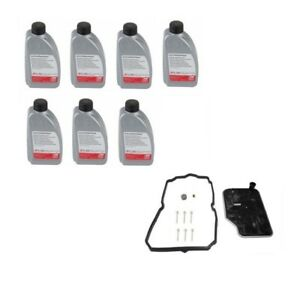 Mercedes Benz R172 230 W204 205 164 2007 2015 Transmission Filter And Fluid Kit