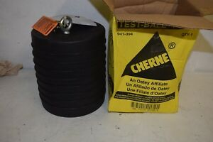 New Cherne 041 394 Test Ball 10 Rubber Pneumatic Pipe Plug