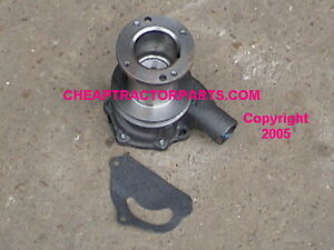 New 600 651 661 601 800 801 851 861 900 2000 4000 Ford Tractor Water Pump