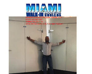 Walk In Coolers Freezers 5 pallet Doors Custom Built To Fitt Any Makes 2500 00