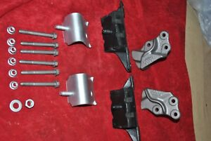 65 Mustang V8 Motor Mounts Complete Pair Show Quality Hard To Find
