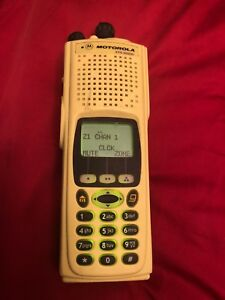 Motorola Xts5000 700 800 Mhz Model Iii Police Fire Ems Trunking Radio Intrinsic