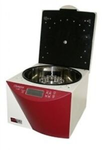 Ample Scientific Champion S 50d Bench top Centrifuge 0 120mins Timer Speed