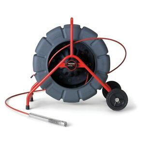 Ridgid 13998 Pipe Inspection Camera Reel Color 325 Ft