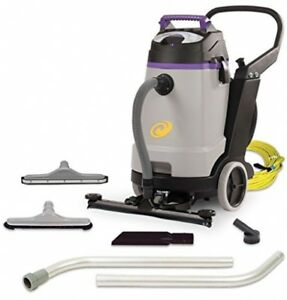 Proteam Wet Dry Vacuums Proguard 20 20 gallon Commercial Wet Dry Vacuum With