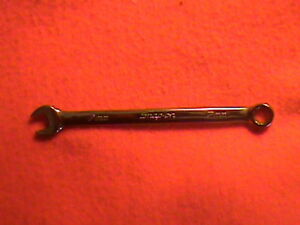 Snap On Usa Metric 7mm Short Combination Wrench Flank Drive 12 Point Oexm7b New