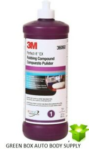 3m Perfect it Rusting Compound 3m 36060