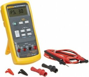 Fluke 715 Volt ma Loop Calibrator 0mv To 200mv Range