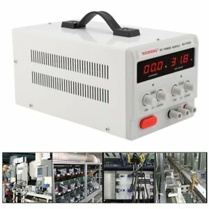 Mini Switching Dc Power Supply Led Digital Display For Labs Production Line
