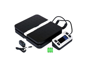 Digital Shipping Postal Scale Electronic Charging 110lb Weight With Mail Holder