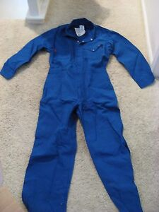 Workrite Flame Resistant Nomex Coverall Size 46r l New With Tags 110nx60
