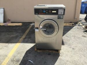 Speed Queen Washer 18lb 3phase Laundromat Coin Commercial Laundry Huebsch dexter