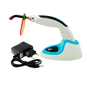 Dental Dentist 10w Wireless Cordless Led Dental Curing Light Lamp 2000mw usa