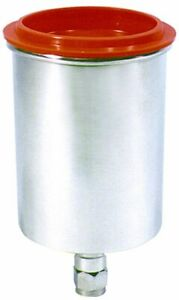 Astro Pneumatic 354006 Aluminum Gravity Feed Cup 0 6 Liter Capacity No Lid
