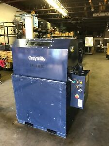 Gray Mills Tempest Top load Spray Wash Cabinet Jet Spray Parts Cleaner