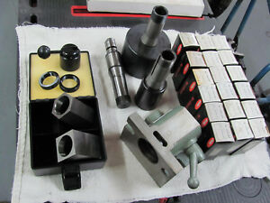 5c Collet Tooling