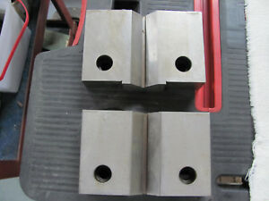 Extended Mill Vise Jaws