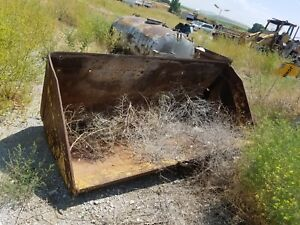 John Deere 544a Wheel Loader Pin on Bucket 3 Yard 100 With Arm And 2 Cylinders
